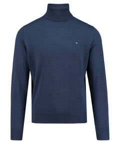 "Herren Rollkragen-Pullover ""Cotton Silk Roll"""