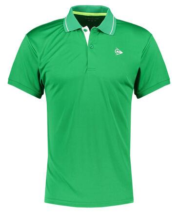 Dunlop - Herren Tennis Poloshirt Kurzarm