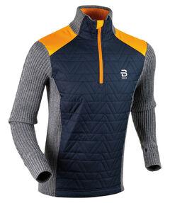 """Herren Langlauf-Pullover """"Half Zip Comfy"""" Langarm"""