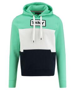 """Herren Sweatshirt """"Pieces Colorblock Slogan"""""""