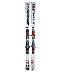"Allrounder-Skier ""Laser SC GW Plate"" inklusive Bindung"