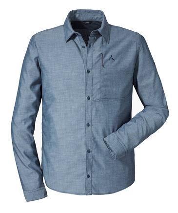 Schöffel - Herren Hemd Langarm