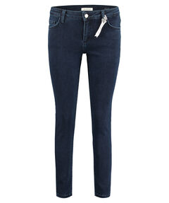 "Damen Jeans ""Blue Rinsed Satin"" Slim Fit"