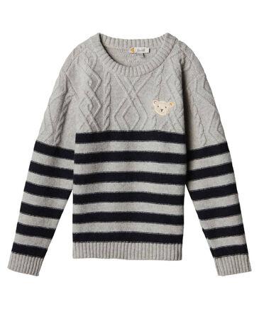 Steiff - Jungen Baby Pullover