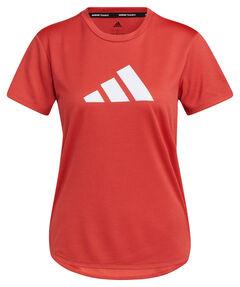 "Damen Trainingsshirt ""3 Bar Logo"""
