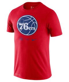 "Herren T-Shirt ""NBA 76er Logo"""