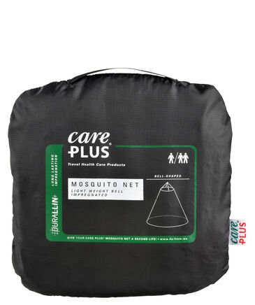 """Care Plus - Moskitonetz """"Mosquito Net - Light weight Bell Durallin® (1-2 pers)"""""""