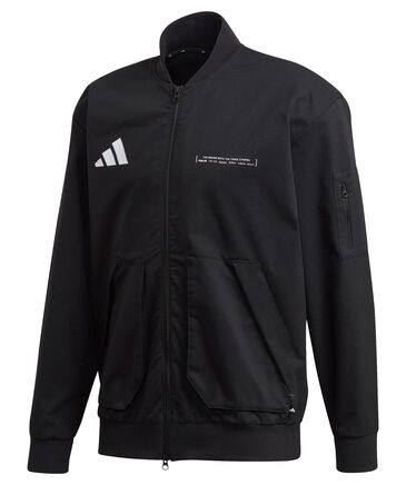 "adidas Performance - Herren Trainingsjacke ""The Pack Twill Bomber"""