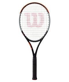 Tennisschläger Burn 100LS V 4.0 – besaitet – 18x16