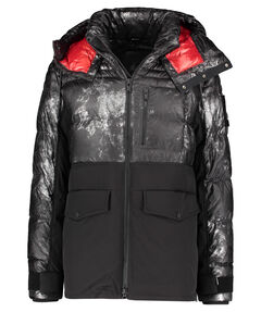 "Herren Winterjacke ""Clanton Metallic Optic Down Parka"""