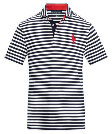 "Polo Ralph Lauren Golf - Herren Poloshirt ""Justin Thomas"" Kurzarm Custom Slim Fit"