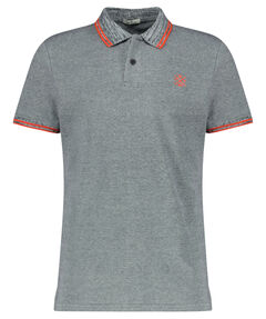 "Herren Poloshirt ""Two-Tone Tipping Polo"" Kurzarm"