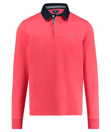 "Gant - Herren Shirt ""The Original Heavy Rugger"" Langarm"