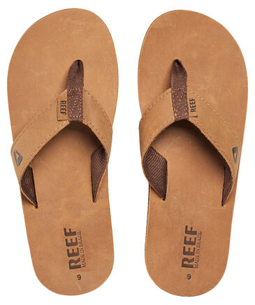 "Reef - Herren Zehensandalen ""Leather Smoothy"""