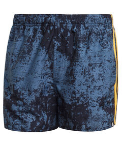 "Herren Badeshorts ""3 Stripes Allover Printed"""