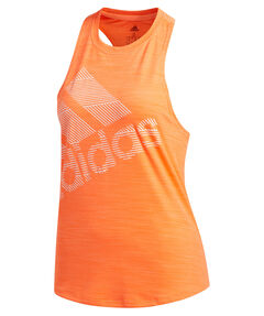 "Damen Trainingsshirt ""Badge of Sport Tank"""