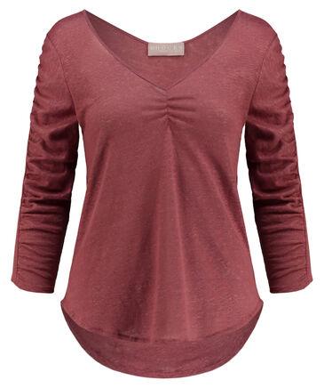 """81 hours - Damen Leinen-Shirt """"Palina"""" 3/4-Arm"""