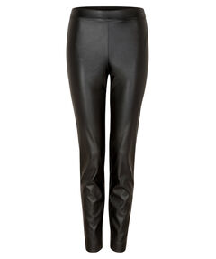 Damen Leggings in Lederoptik