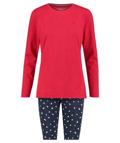 Damen Pyjama zweiteilig