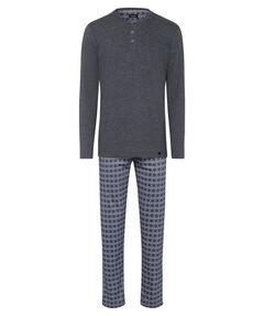"Herren Schlafanzug ""Night & Day Pyjama"""
