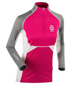 "Damen Langlaufshirt ""Training Tech Half Zip"" Langarm"