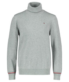 "Jungen Rollkragenpullover ""Essential Turtle Neck Sweater"""