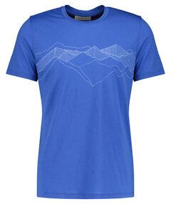 "Herren T-Shirt ""Tech Lite SS Crewe Peak Patter"""
