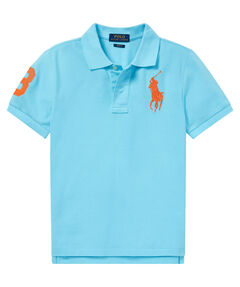 Jungen Poloshirt Regular Fit Kurzarm