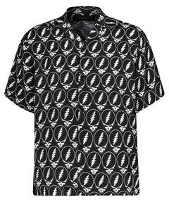 "Herren Seidenhemd ""Grateful Dead Short Sleeve Shirt"" Kruzarm"