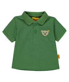 Jungen Kleinkind Poloshirt Kurzarm