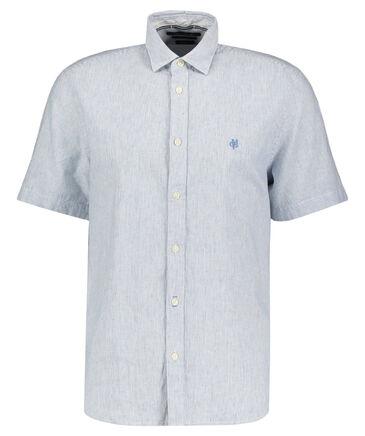 Marc O'Polo - Herren Hemd Regular Fit Kurzarm