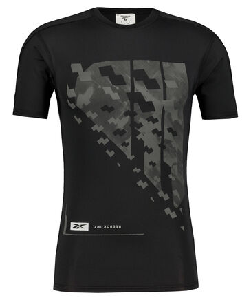Reebok - Herren Trainingsshirt Kurzarm