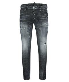 """Herren Jeans """"Skater Blue Denim"""" Skinny Fit"""
