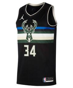 """Herren Basketballtrikot """"NBA Giannis Antetokounmpo Milwaukee Bucks Statement Edition 2020"""""""