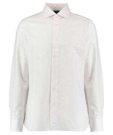 Ermenegildo Zegna - Herren Hemd Tailored Fit Langarm