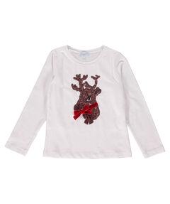 """Mädchen Schlafshirt """"Rudolf"""""""