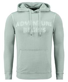"""Herren Sweatshirt """"Adventure"""" mit Kapuze"""