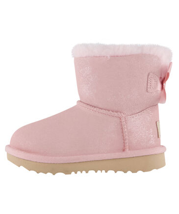 "UGG - Mädchen Boots ""Mini Bailey Bow II Shimmer"""