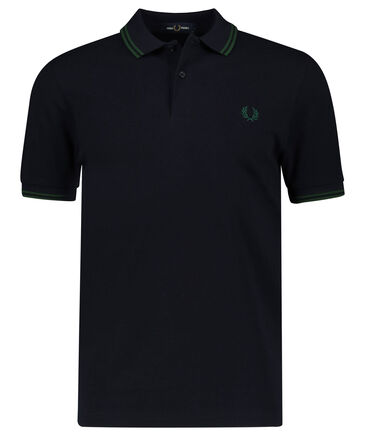 """Fred Perry - Herren Poloshirt """"Twin Tipped Polo"""""""