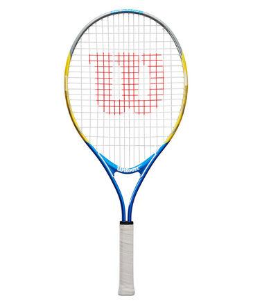 "Wilson - Kinder Tennisschläger ""US Open 25"" - besaitet - 16 x 19"
