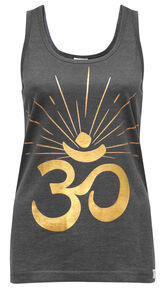 "Damen T-Shirt ""OM Sunray"""