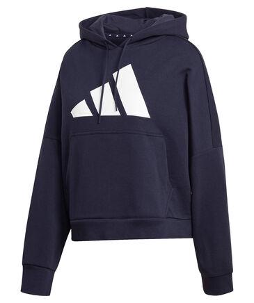 """adidas Performance - Damen Sweatshirt mit Kapuze """"Back Zip Graphic Hoodie"""""""