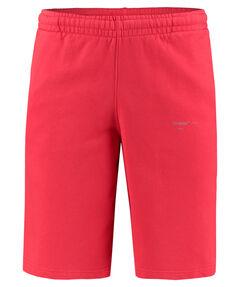 "Herren Sweat-Shorts ""Unfinished Sweatshorts"" Loose Fit"