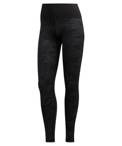 """Damen Fitness-Tights """"Believe This HR L Camou Jacquard"""""""