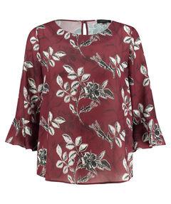 Damen Bluse Loose Fit 3/4-Arm
