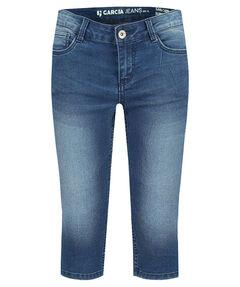 Mädchen Jeans Superslim Fit Capri-Länge