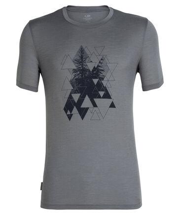 "Icebreaker - Herren T-Shirt ""Tech Light Short Sleeve Crewe"""