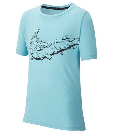 """Nike - Jungen Trainingsshirt """"Breathe"""" Kurzarm"""