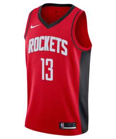 """Herren Basketballtrikot """"James Harden Icon Edition Swingman (Houston Rockets)"""" Ärmellos"""