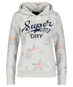 "Damen Sweatshirt mit Kapuze ""Super 23 Tropical AOP Hood UB"""